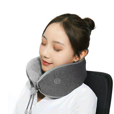 LERAVAN Multi-function U-shaped Massage Neck Pillow