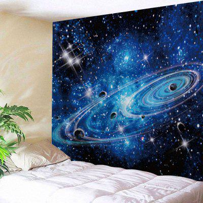 Universe Starry Sky Print Wall Tapestry
