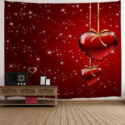 Valentines Day Heart Starlight Print Tapestry Wall Hanging DecorTapestries<br>Valentines Day Heart Starlight Print Tapestry Wall Hanging Decor<br><br>Feature: Washable<br>Material: Polyester<br>Package Contents: 1 x Tapestry<br>Shape/Pattern: Heart<br>Style: Romantic<br>Theme: Valentines Day<br>Weight: 0.1800kg