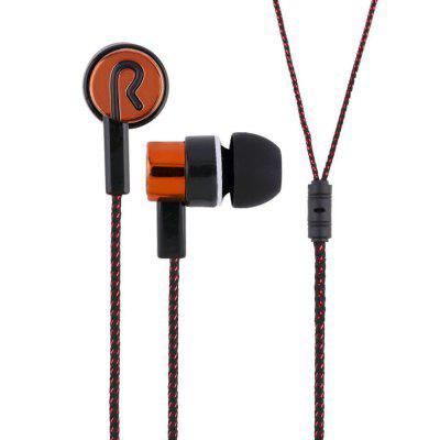 3.5mm Weave Wired In-ear Earphones