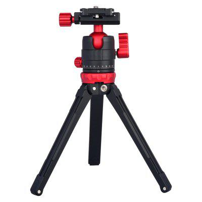 LS - 01 Portable Desktop Mini Tripod with Ballhead for Camera