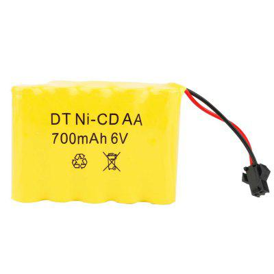 WPL 6V 700mAh DT Ni - CD Battery