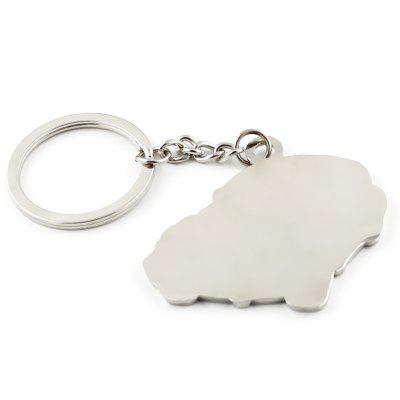 Keychain Car Decoration Toy Gift PendantKey Chains<br>Keychain Car Decoration Toy Gift Pendant<br><br>Design Style: Fashion<br>Gender: Unisex<br>Materials: Metal<br>Package Contents: 1 x Keychain<br>Package size: 11.00 x 5.00 x 3.00 cm / 4.33 x 1.97 x 1.18 inches<br>Package weight: 0.0300 kg<br>Product weight: 0.0250 kg<br>Theme: Hang Decoration