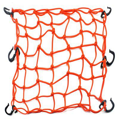 IZTOSS MP3042 Cargo Net with Adjustable Hooks for Car