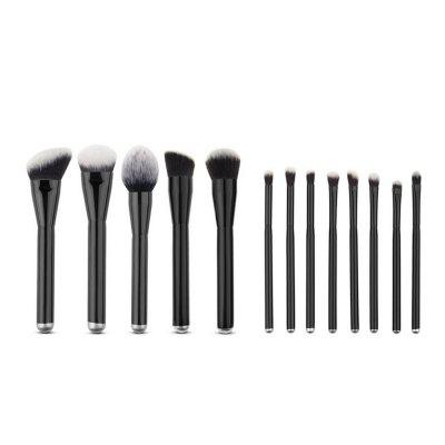 Professional Soft Foundation Makeup Brushes 13PCS