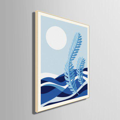 E - HOME Scenery Pattern Print Framed Canvas Painting DecorPrints<br>E - HOME Scenery Pattern Print Framed Canvas Painting Decor<br><br>Brand: E-HOME<br>Craft: Print<br>Form: One Panel<br>Material: Canvas<br>Package Contents: 1 x Print<br>Package size (L x W x H): 40.00 x 55.00 x 6.00 cm / 15.75 x 21.65 x 2.36 inches<br>Package weight: 1.2800 kg<br>Painting: Without Inner Frame<br>Product size (L x W x H): 35.00 x 50.00 x 3.40 cm / 13.78 x 19.69 x 1.34 inches<br>Product weight: 0.9300 kg<br>Shape: Vertical<br>Style: Modern<br>Subjects: Landscape<br>Suitable Space: Bedroom,Cafes,Corridor,Dining Room,Hotel,Kids Room,Living Room,Study Room / Office