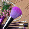 Soft Bristles Cosmetic Makeup Brushes 16pcs - PURPLE