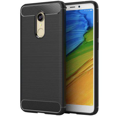 ASLING Durable Soft Protective Cover for Xiaomi Redmi 5 PlusCases &amp; Leather<br>ASLING Durable Soft Protective Cover for Xiaomi Redmi 5 Plus<br><br>Brand: ASLING<br>Compatible Model: Redmi 5 Plus<br>Features: Back Cover<br>Mainly Compatible with: Xiaomi<br>Material: TPU, Carbon Fiber<br>Package Contents: 1 x Phone Case<br>Package size (L x W x H): 21.00 x 12.00 x 1.50 cm / 8.27 x 4.72 x 0.59 inches<br>Package weight: 0.0600 kg<br>Product Size(L x W x H): 16.20 x 7.90 x 0.90 cm / 6.38 x 3.11 x 0.35 inches<br>Product weight: 0.0360 kg