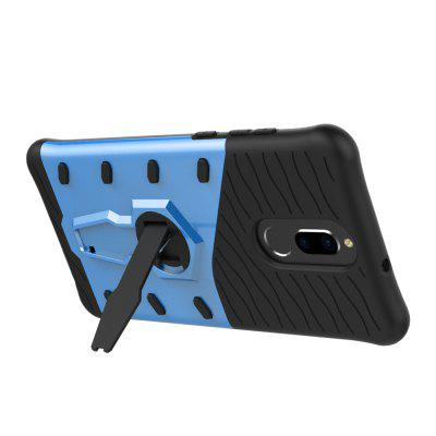 Heat Dissipation 2 in 1 TPU + PC Folding Holder Cover