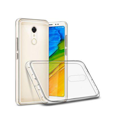 leeHUR Transparency Dirt-proof Cover Case for Xiaomi Redmi 5