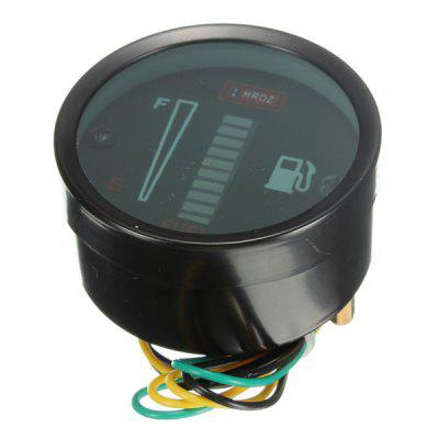 IZTOSS B3049 52mm Digital Fuel Level Instrument GaugeOther  Motorcycle Accessories<br>IZTOSS B3049 52mm Digital Fuel Level Instrument Gauge<br><br>Applicable Motorcycle Brand: Universal<br>Brand: IZTOSS<br>Material: ABS<br>Package Contents: 1 x Fuel Level Meter Gauge<br>Package size (L x W x H): 14.10 x 16.30 x 4.50 cm / 5.55 x 6.42 x 1.77 inches<br>Package weight: 0.0870 kg<br>Product size (L x W x H): 5.20 x 5.20 x 4.10 cm / 2.05 x 2.05 x 1.61 inches<br>Product weight: 0.0580 kg