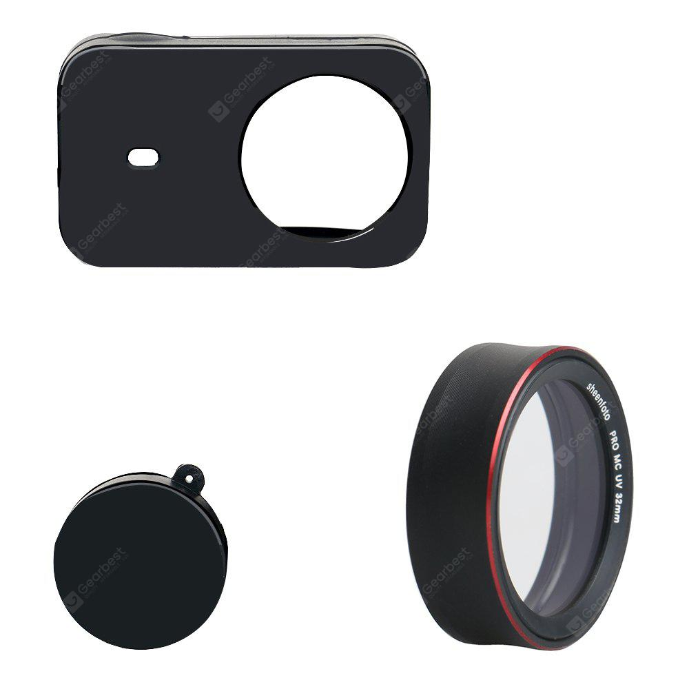 Sheenfoto Action Camera Accessories Kit for for Xiaomi mijia