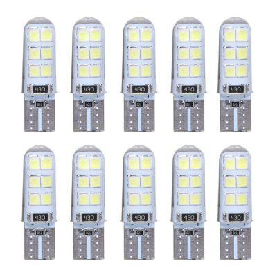 T10 SMD2835 Bulbs for Width / License Plate Lights 10pcs