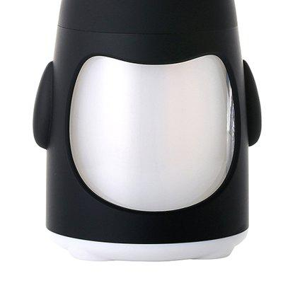chetaitai Y239 USB Air Mist Humidifier with 7 Night LightsCar Air Purifier<br>chetaitai Y239 USB Air Mist Humidifier with 7 Night Lights<br><br>Brand: chetaitai<br>Model: Y239<br>Package Contents: 1 x Mini Penguin USB Humidifier, 1 x USB Cable, 1 x Absorbent Filter Stick, 1 x English User Manual<br>Package size (L x W x H): 12.70 x 7.70 x 9.00 cm / 5 x 3.03 x 3.54 inches<br>Package weight: 0.2000 kg<br>Product size (L x W x H): 12.40 x 7.60 x 8.50 cm / 4.88 x 2.99 x 3.35 inches<br>Product weight: 0.1600 kg<br>Type: Air Freshener And Purifiers