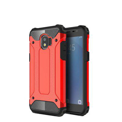 ASLING TPU Bumper Back Case for Samsung Galaxy J2 Pro ( 2018 )