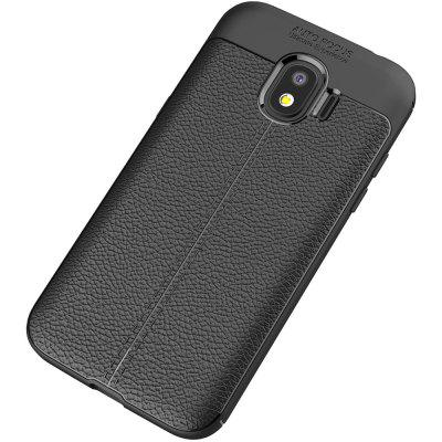 ASLING Lychee Pattern PU Leather TPU CaseASLING Lychee Pattern PU Leather TPU Case<br><br>Brand: ASLING<br>Features: Anti-knock, Back Cover<br>For: Samsung Mobile Phone<br>Material: PU Leather, TPU<br>Package Contents: 1 x Cover Case<br>Package size (L x W x H): 21.70 x 12.00 x 1.50 cm / 8.54 x 4.72 x 0.59 inches<br>Package weight: 0.0580 kg<br>Product size (L x W x H): 14.60 x 7.40 x 0.90 cm / 5.75 x 2.91 x 0.35 inches<br>Product weight: 0.0330 kg<br>Style: Modern, Solid Color, Ultra Slim, Pattern