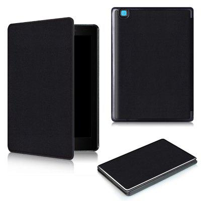 Premium PU Leather Cover Case for Kobo Aura One E-reader