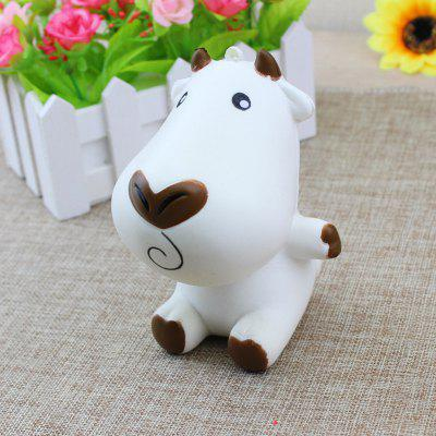 Squishy Stress Relief PU Cow Toy Ornament 1pcSquishy toys<br>Squishy Stress Relief PU Cow Toy Ornament 1pc<br><br>Age Range: &gt; 3 years old<br>Materials: PU<br>Package Content: 1 x Toy<br>Package Dimension: 13.00 x 10.00 x 6.00 cm / 5.12 x 3.94 x 2.36 inches<br>Package Weights: 0.7300 kg<br>Product Dimension: 11.00 x 8.50 x 5.00 cm / 4.33 x 3.35 x 1.97 inches<br>Products Type: Squishy Toys
