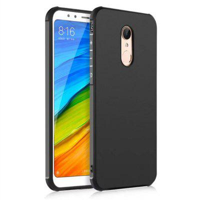 Frosted Scratch-resistant Back Cover for Xiaomi Redmi 5