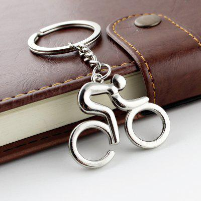 Stylish Bike Style Metal Key RingKey Chains<br>Stylish Bike Style Metal Key Ring<br><br>Design Style: Fashion<br>Gender: Unisex<br>Materials: Metal<br>Package Contents: 1 x Key Chain<br>Package size: 5.00 x 5.00 x 5.00 cm / 1.97 x 1.97 x 1.97 inches<br>Package weight: 0.0200 kg<br>Product size: 9.20 x 4.00 x 1.00 cm / 3.62 x 1.57 x 0.39 inches<br>Product weight: 0.0190 kg<br>Stem From: China<br>Theme: Sports