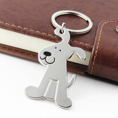 Metal Dog style Key Chain