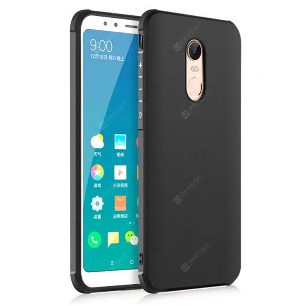 Frosted Scratch-resistant Back Cover for Xiaomi Redmi 5 Plus