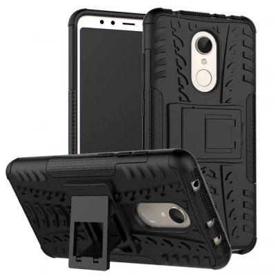Colored Protective Stand Back Case for Xiaomi Redmi 5 Plus