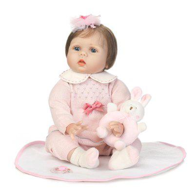 NPK Emulate Reborn Baby Doll Sleep Helper Stuffed Model