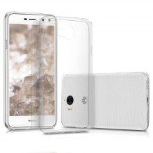 Naxtop Transparent Back Case for HUAWEI Y5 coupons