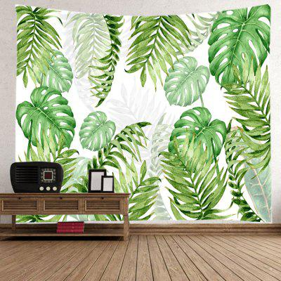 Tropical Leave Print Tapestry Wall Hanging DecorationBlanksts&amp; Throws<br>Tropical Leave Print Tapestry Wall Hanging Decoration<br><br>Feature: Washable<br>Material: Polyester<br>Package Contents: 1 x Tapestry<br>Shape/Pattern: Plant<br>Style: Natural<br>Weight: 0.4000kg