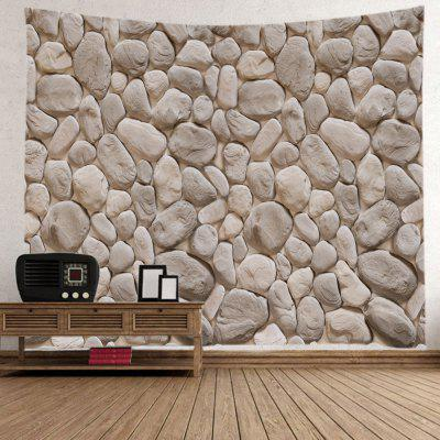 Stones Wall Print Tapestry Wall Hanging DecorationBlanksts&amp; Throws<br>Stones Wall Print Tapestry Wall Hanging Decoration<br><br>Feature: Washable<br>Material: Polyester<br>Package Contents: 1 x Tapestry<br>Shape/Pattern: Print<br>Style: Fashion<br>Weight: 0.4000kg