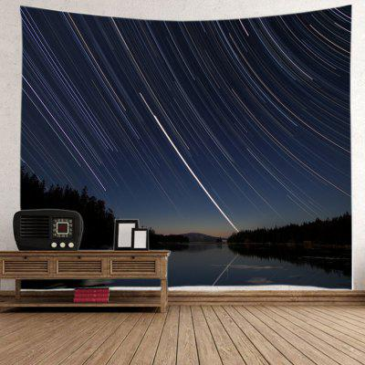 Meteor Vortex Print Tapestry Wall Hanging DecorationBlanksts&amp; Throws<br>Meteor Vortex Print Tapestry Wall Hanging Decoration<br><br>Feature: Washable<br>Material: Polyester<br>Package Contents: 1 x Tapestry<br>Shape/Pattern: Star<br>Style: Fashion<br>Weight: 0.3000kg