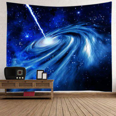 Milky Way Print Tapestry Wall Hanging DecorationBlanksts&amp; Throws<br>Milky Way Print Tapestry Wall Hanging Decoration<br><br>Feature: Washable<br>Material: Polyester<br>Package Contents: 1 x Tapestry<br>Shape/Pattern: Star<br>Style: Fashion<br>Weight: 0.3000kg
