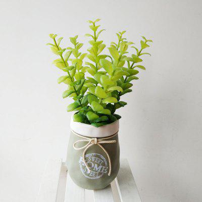Lmdec 18FZH01 Home Party Decorative Artificial Leaves