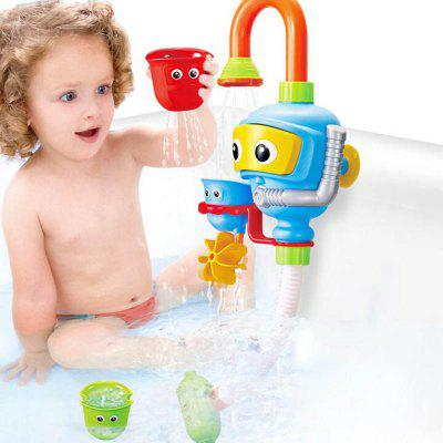 Baby Divers Spraying Water Bathing Toy 1 pieza