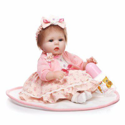 NPK Emulate Reborn Baby Doll Sleep Helper Regalo de juguete