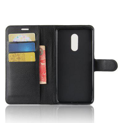 Luanke Premium PU Leather + TPU Flip Cover for Xiaomi Redmi 5 PlusCases &amp; Leather<br>Luanke Premium PU Leather + TPU Flip Cover for Xiaomi Redmi 5 Plus<br><br>Brand: Luanke<br>Compatible Model: Redmi 5 Plus<br>Features: Cases with Stand, Full Body Cases, With Credit Card Holder<br>Mainly Compatible with: Xiaomi<br>Material: TPU, PU Leather<br>Package Contents: 1 x Cover Case<br>Package size (L x W x H): 21.00 x 12.00 x 2.00 cm / 8.27 x 4.72 x 0.79 inches<br>Package weight: 0.0750 kg<br>Product Size(L x W x H): 16.20 x 8.00 x 1.70 cm / 6.38 x 3.15 x 0.67 inches<br>Product weight: 0.0520 kg
