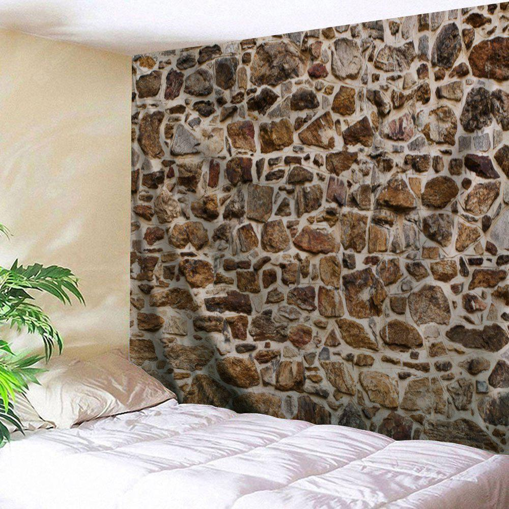 Stones Wall Print Hanging Art Tapestry