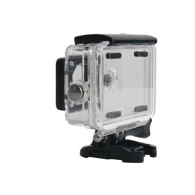 Waterproof Case for YI Action CameraAction Cameras &amp; Sport DV Accessories<br>Waterproof Case for YI Action Camera<br><br>Accessory type: Camera Accessories Kit<br>Apply to Brand: YI<br>Material: Acrylic<br>Package Contents: 1 x Waterproof Case<br>Package size (L x W x H): 18.00 x 5.00 x 12.00 cm / 7.09 x 1.97 x 4.72 inches<br>Package weight: 0.1050 kg<br>Product size (L x W x H): 7.50 x 4.00 x 7.00 cm / 2.95 x 1.57 x 2.76 inches<br>Product weight: 0.0850 kg<br>Waterproof: Yes