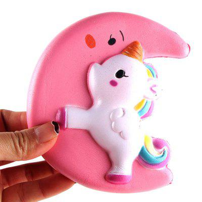 iwodevape Simulation Cartoon Unicorn Style Squishy Toy