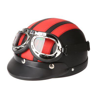 Helmet Motorcycle Cool Cycling Warm for Riders 1 Set