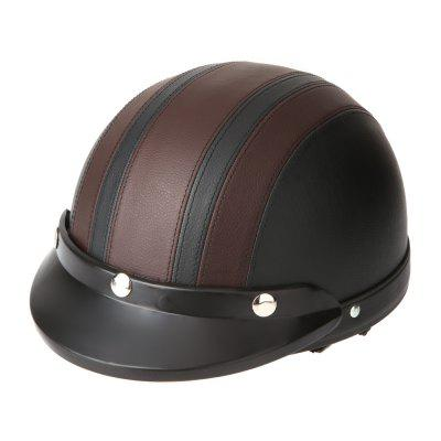 Helmet Motorcycle Anti-UV Warm 1 SetMotorcycle Helmets<br>Helmet Motorcycle Anti-UV Warm 1 Set<br><br>Accessories type: Motorcycle Helmet<br>Gender: Universal<br>Package Contents: 1 x Helmet, 1 x Goggles, 1 x Brim, 1 x Scarf<br>Package size (L x W x H): 27.00 x 24.50 x 14.00 cm / 10.63 x 9.65 x 5.51 inches<br>Package weight: 0.7760 kg<br>Product weight: 0.6890 kg<br>Type: Half Face