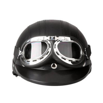 Helmet Motorcycle Biking Cycling Anti-UV 1 Set