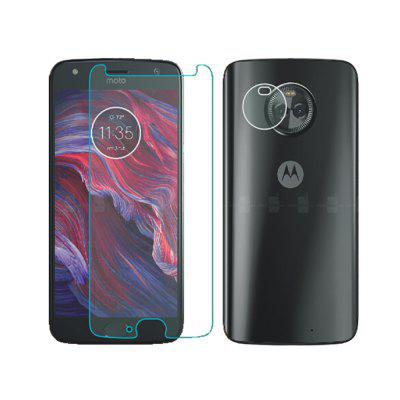 Naxtop Tempered Glass Screen Protector Film for Moto X4