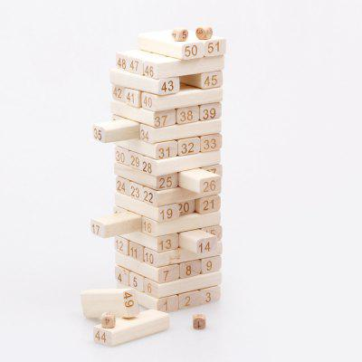 Wooden Number Pattern Building Block Puzzle ToyOther Educational Toys<br>Wooden Number Pattern Building Block Puzzle Toy<br><br>Age: 6 Months+, 6 Months+<br>Applicable gender: Unisex, Unisex<br>Design Style: Geometric Shape, Geometric Shape<br>Features: Educational, Educational<br>Gender: Unisex, Unisex<br>Material: Wood, Wood<br>Package Contents: 1 x Set of Wood Blocks, 1 x Set of Wood Blocks<br>Package size (L x W x H): 27.20 x 8.10 x 8.10 cm / 10.71 x 3.19 x 3.19 inches, 27.20 x 8.10 x 8.10 cm / 10.71 x 3.19 x 3.19 inches<br>Package weight: 1.5000 kg, 1.5000 kg<br>Product size (L x W x H): 25.50 x 7.50 x 7.50 cm / 10.04 x 2.95 x 2.95 inches, 25.50 x 7.50 x 7.50 cm / 10.04 x 2.95 x 2.95 inches<br>Product weight: 1.0000 kg, 1.0000 kg<br>Small Parts: Yes, Yes<br>Type: Intelligence toys, Intelligence toys<br>Washing: No, No