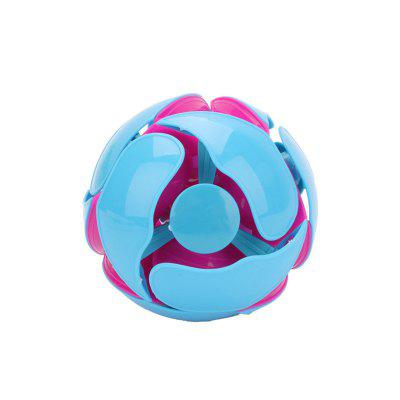 Throw Color-flipping Bendy Ball Magic Kids ToyNovelty Toys<br>Throw Color-flipping Bendy Ball Magic Kids Toy<br><br>Features: Creative Toy<br>Materials: ABS<br>Package Contents: 3 x Ball<br>Package size: 15.00 x 15.00 x 15.00 cm / 5.91 x 5.91 x 5.91 inches<br>Package weight: 0.0450 kg<br>Product size: 10.00 x 10.00 x 10.00 cm / 3.94 x 3.94 x 3.94 inches<br>Product weight: 0.0300 kg<br>Series: Entertainment<br>Theme: Other