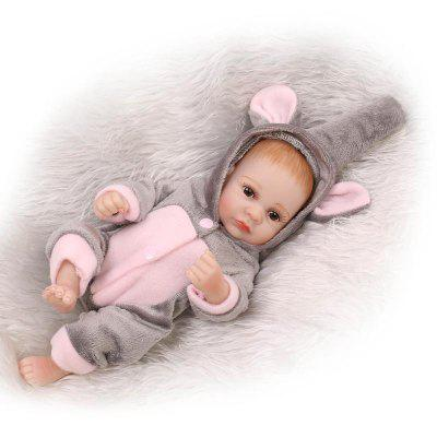 NPK Emulate Reborn Baby Doll Bathing Toy