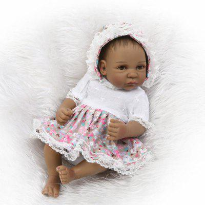 Emulate Reborn Baby Girl Doll Kids Toy Gift