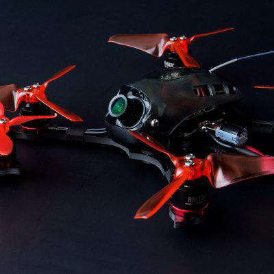 EMAX Babyhawk - R 136mm Mini 5.8G FPV RC Racing DroneBrushless FPV Racer<br>EMAX Babyhawk - R 136mm Mini 5.8G FPV RC Racing Drone<br><br>Brand: EMAX<br>Continuous Current: 12A<br>Firmware: BLHeli-S<br>Flight Controller Type: F3<br>Motor Type: Brushless Motor<br>Package Contents: 1 x Frame Kit, 4 x RS1106 4500KV Motor, 1 x F3 Flight Controller, 1 x ESC, 4 x Propeller, 1 x Receiver, 1 x Mini Camera, 1 x 5.8G 40CH VTX<br>Package size (L x W x H): 21.00 x 13.00 x 4.00 cm / 8.27 x 5.12 x 1.57 inches<br>Package weight: 0.0900 kg<br>Product weight: 0.0854 kg<br>Type: Frame Kit