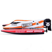 Mini F1 RC Rowing Boat Toy